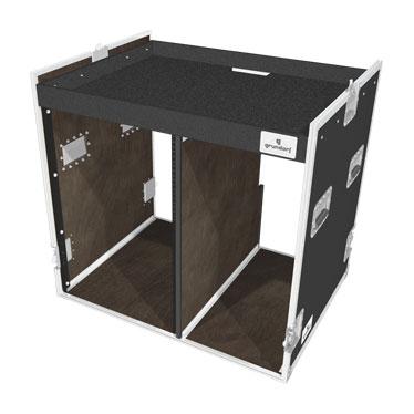 Tour 2 Series Case, Combo Racks, 16 Space