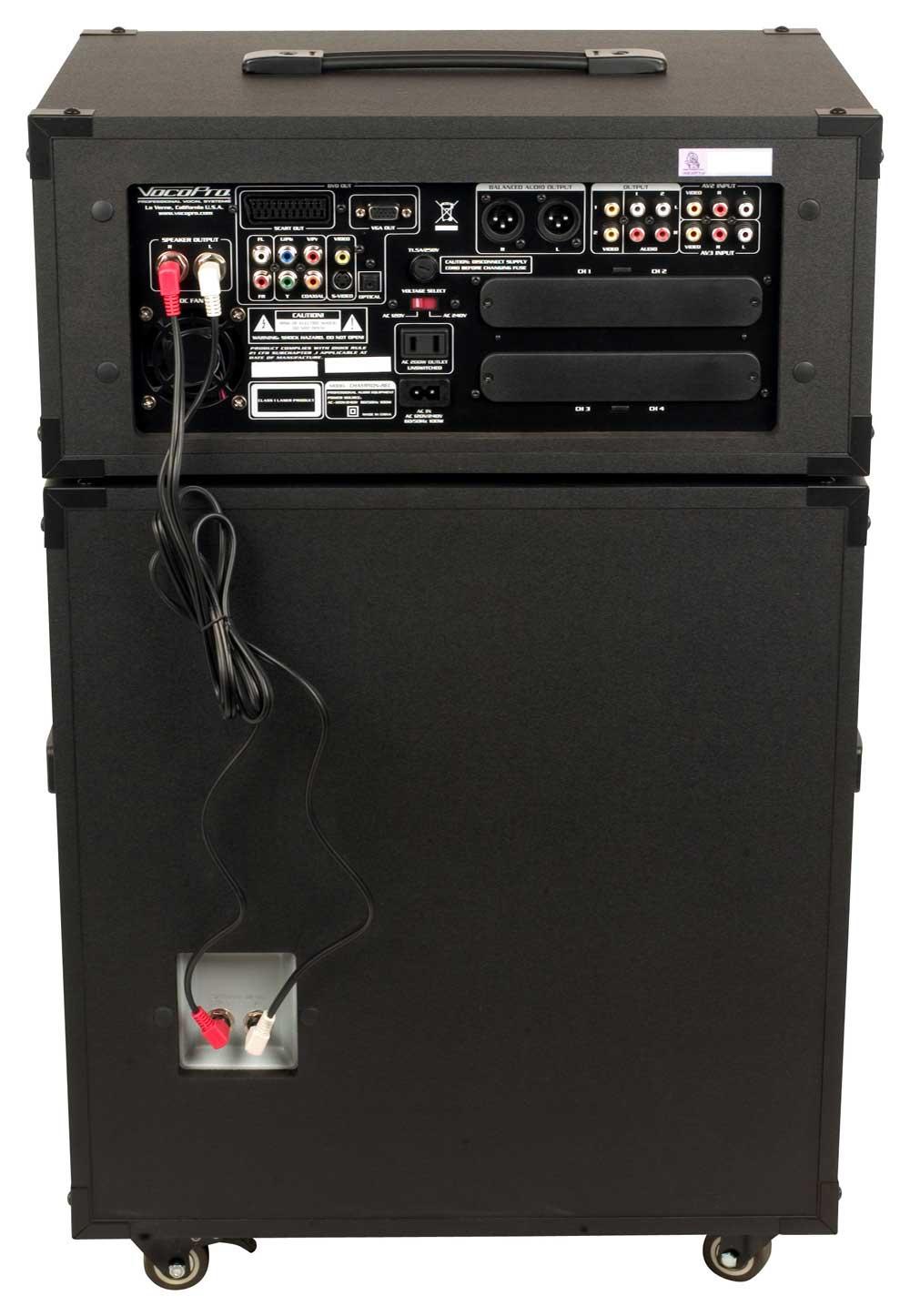 Portable PA, VHF Module Set 3