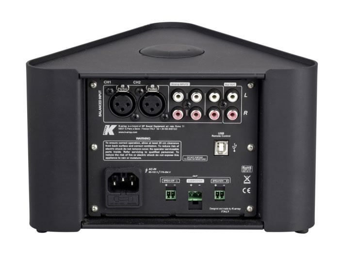 2.1 Hi-Performance Audio System