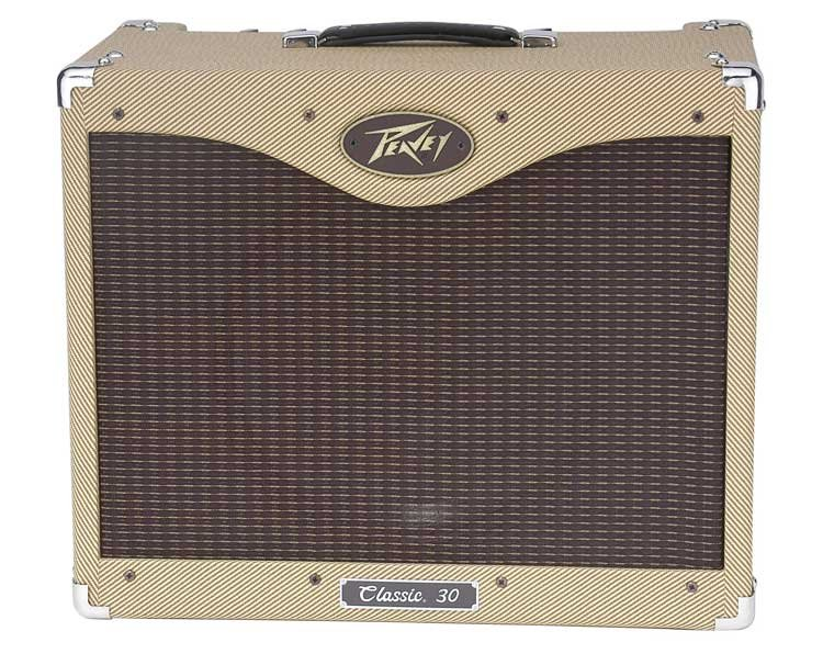 """30W, 1x12"""" Tube Combo Amplifier with Footswitchable Boost and Standby Switch"""