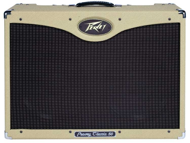 "50W, 2x12"" Tube Combo Amplifier"