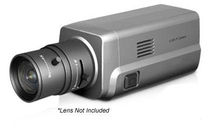 3 MP IP Box Camera