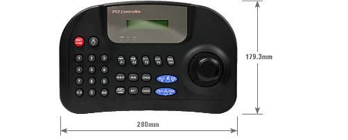 Marshall Electronics VS-TKC-100 PTZ Keyboard Controller VS-TKC-100