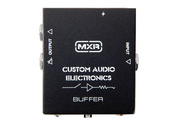 CAE Audio Buffer for Guitar Pedals