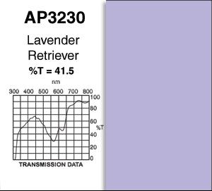 "20"" x 24"" Gel Sheet, Lavender Retreiver"