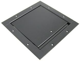 Stage Pocket, Standard Lid Assembly, Trim Bezel, Textured Black Finish