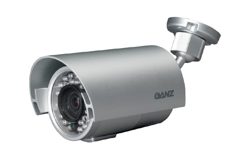 600 TVL IR Outdoor Bullet Camera