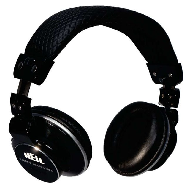 Headphones, Closed Back, 32 Ohms
