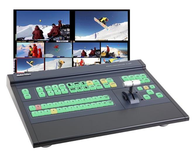 8 input HD Video Switcher