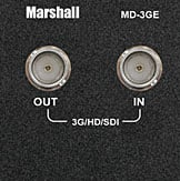Marshall Electronics MD-3GE  3G/HD/SDI Input Module with Loop-Through for MD Series Rackmount Monitors MD-3GE