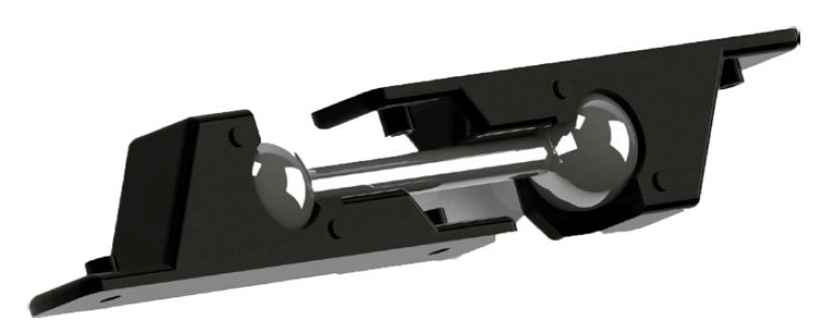 Wall Mounting Bracket with 3D Tilt for KK/KP Speakers