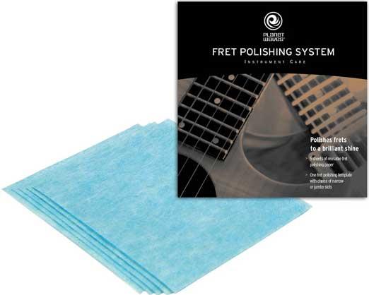 Planet Waves PW-FRP Fret Polishing System PW-FRP