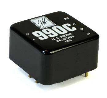 John Hardy Company 990C+ Discrete Op Amp 990C