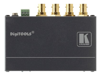 2x1:2 3G HD-SDI Automatic Standby Switcher