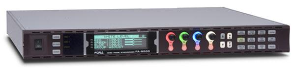 Signal Processor, 3G/HD/SD