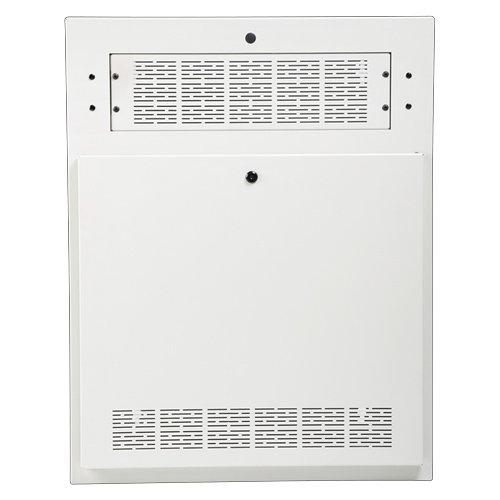 Amplifier Wall Cabinet in White