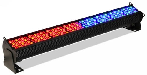"ColorForce LED Batten Range, 48"", RGBA, Black"
