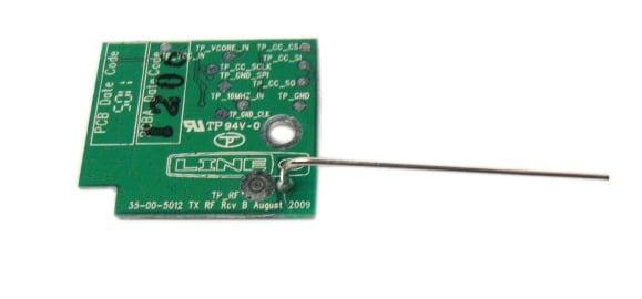 Line 6 Transmitter RF PCB