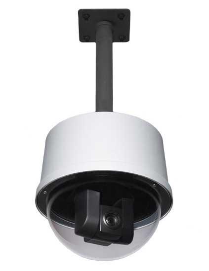 "12"" Indoor Pendant Dome Enclosure for Vaddio HD-20/HD-19/HD-18"