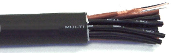 CL 2 Rated 32-Channel Multicore Microphone Snake Cable