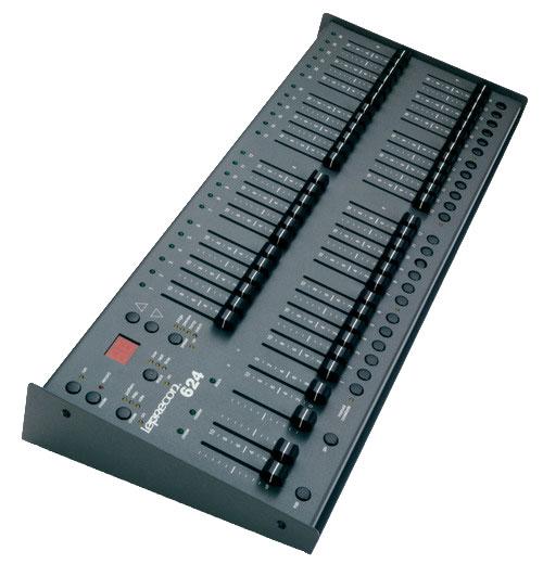LP-624 24 Channel DMX Controller