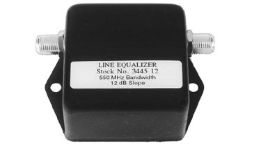 550MHz Line Equalizer