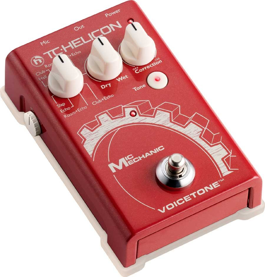 Voice Effects Pedal