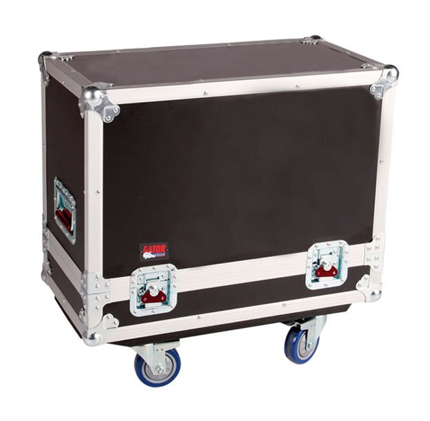Tour Style Case For 2 QSC K8 Speakers