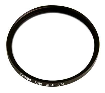 77mm Clear Filter