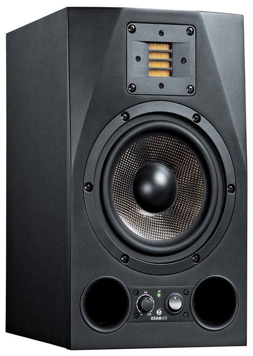 "7"" Near-Field 2-Way Active Studio Monitor"