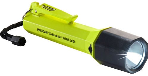 Nemo™ Rugged Submersible LED Dive Flashlight (Carded)