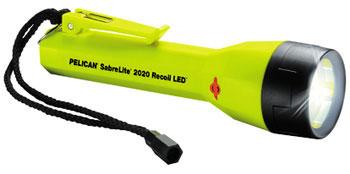 SabreLite Recoil LED Flashlight (Boxed)