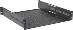 Extendable Rack Shelf, 2 RU