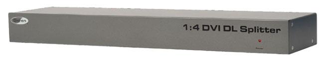 Gefen Inc EXT-DVI-144DL 1:4 DVI Dual Link Splitter EXT-DVI-144DL