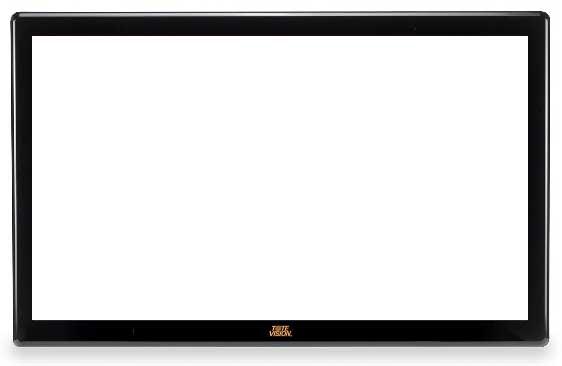 "23"" 1920x1080 HD LED Monitor with ATSC/QAM tuner"
