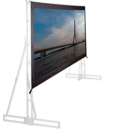19' x 11' Truss-Style Cinefold Projection Surface [Without Truss]