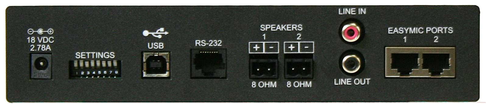 Easy USB Mixer/Amp