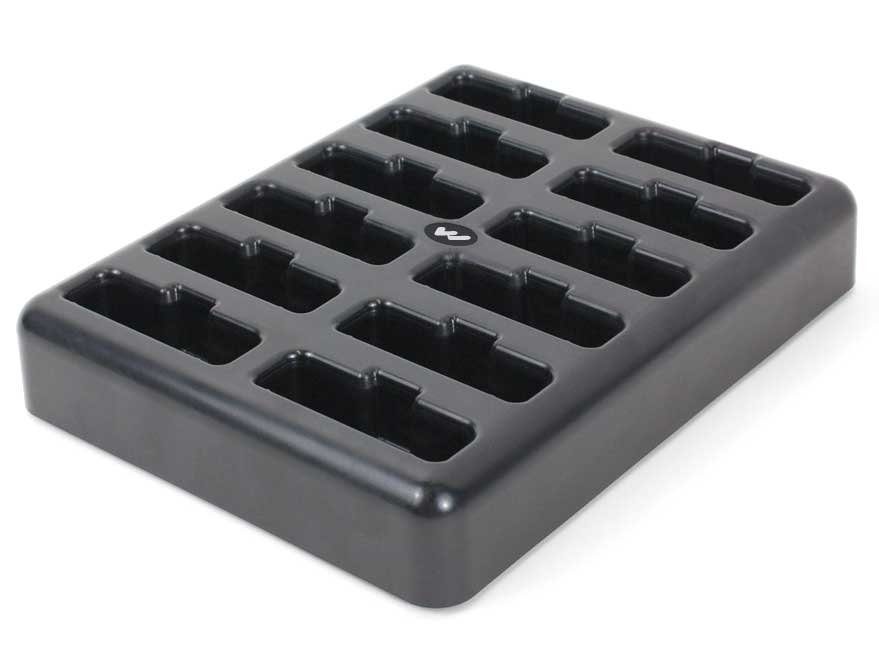 12-Bay Charger for Digiwave