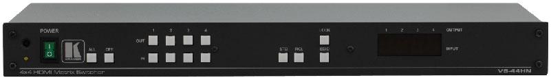 4x4 HDMI Matrix Switcher