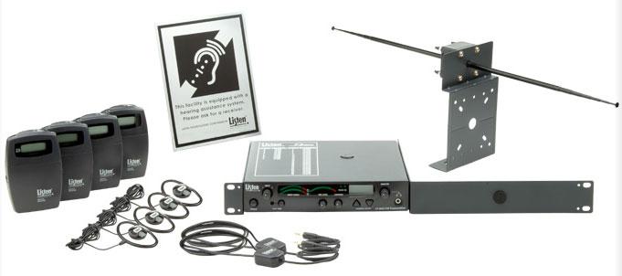 ADA Standard Stationary FM System (216 MHz)