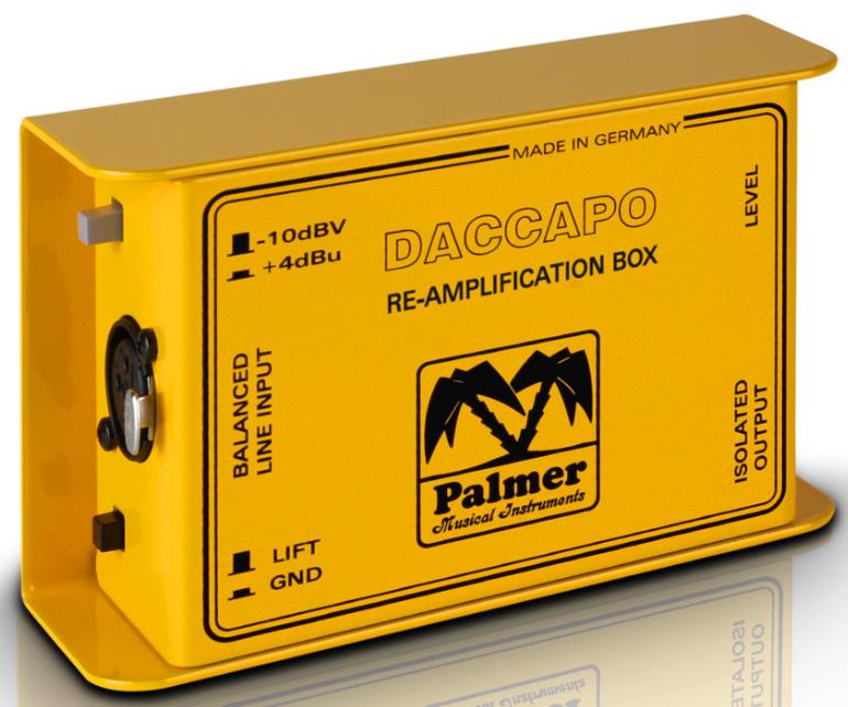 Re-Amplification Box