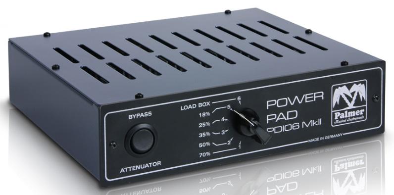4 Ohm Power Attenuator