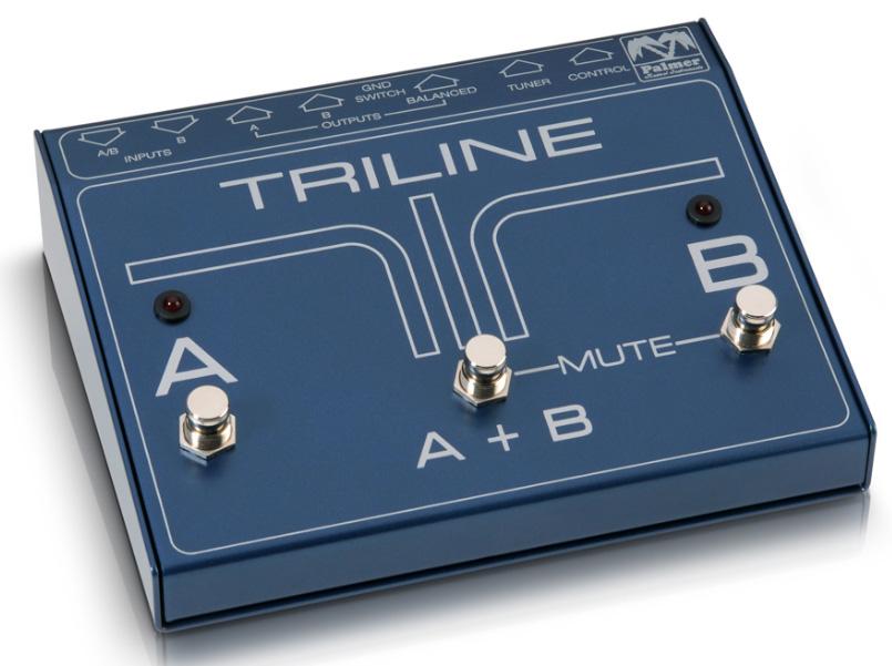 Triline A/B-Y Guitar Router