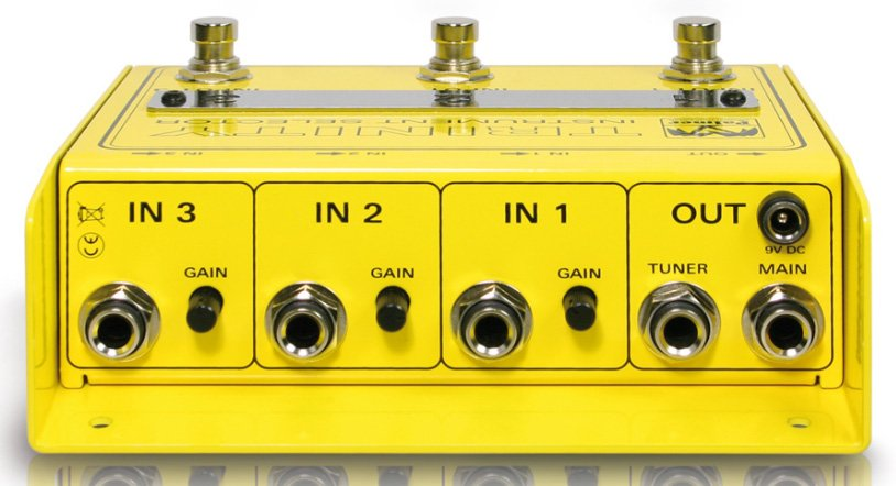 Instrument Selector