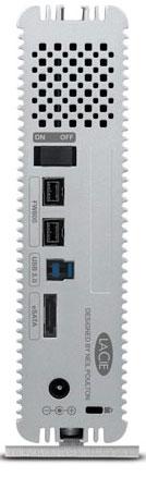 3TB Desktop Hard Drive FireWire 800 | USB 3.0 | USB 2.0 | eSATA 3Gb/s
