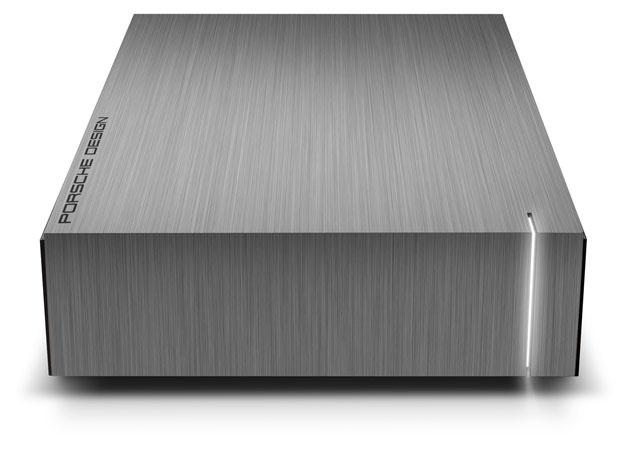 3TB P'9230 Porsche Desktop Drive USB 3.0   USB 2.0