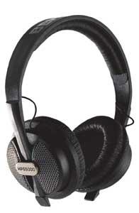 Closed-Type High-Performance Studio Headphones