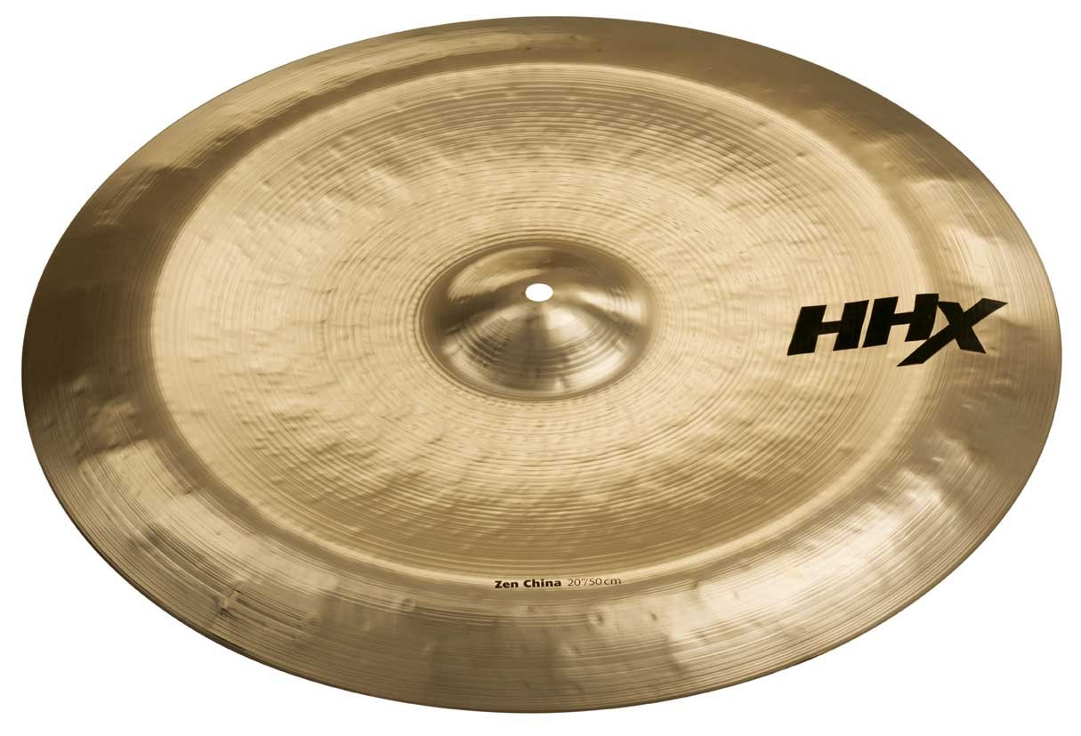 "20"" HHX Zen China Cymbal in Brilliant Finish"