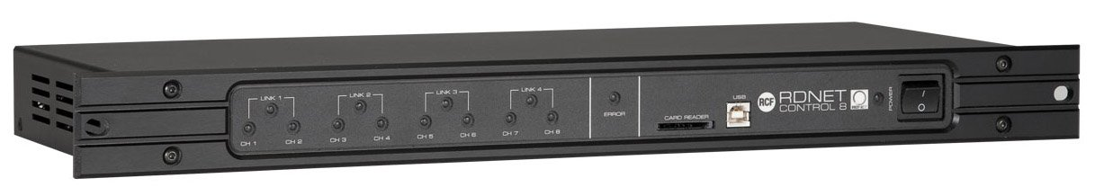 8 Output Master Network Hub