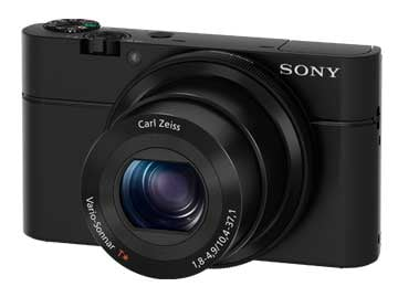 20.2 MP Cybershot Camera